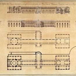 """Villanueva y el Museo del Prado: """"ni parecido a los edificios que existen en nuestro suelo"""""""