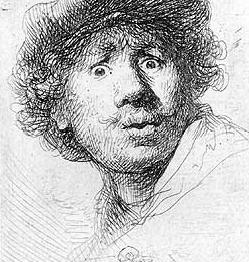 Así pasaron los años por Rembrandt
