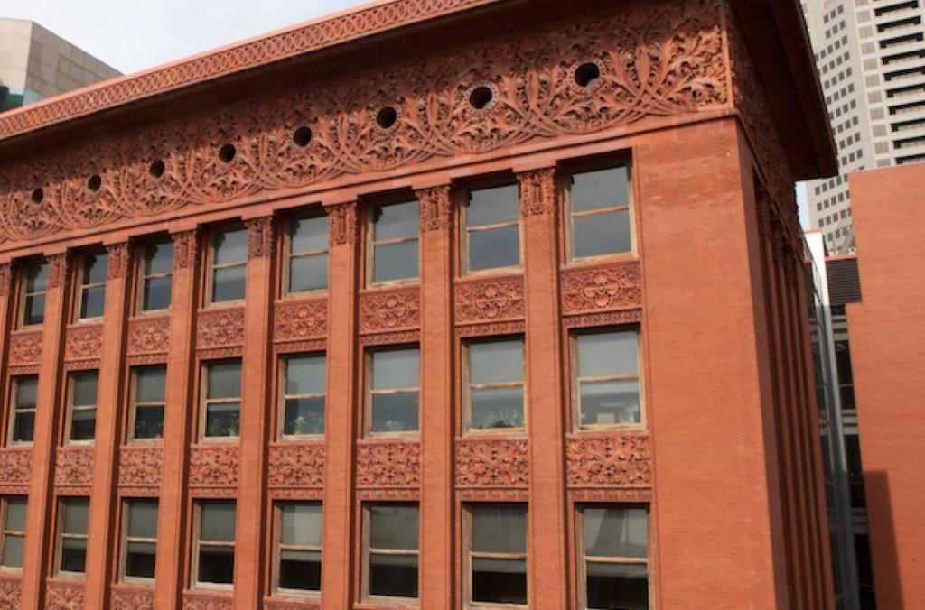 Louis Sullivan. Wainwright Building, 1890-1891