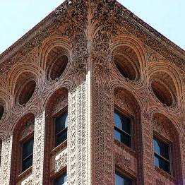 Louis Sullivan. Guarantee Building, 1894-1895