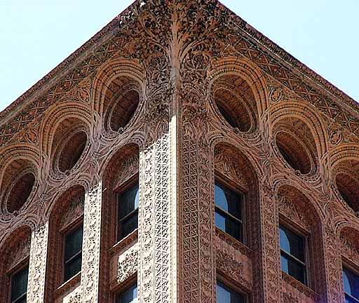 Louis Sullivan. Guarantee Building, 1894-1895
