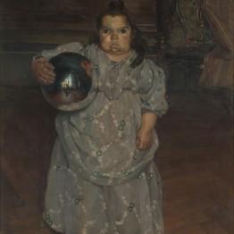 Zuloaga. Enana Mercedes, 1899