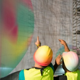 LÍNEA ZERO: el arte urbano entra en el Metro de Madrid