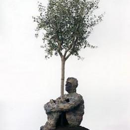 Jaume Plensa. Heart of Tree, 2007