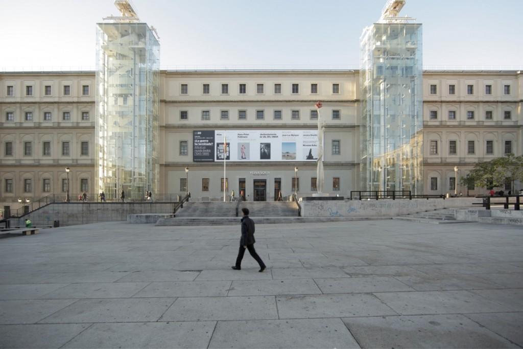 3 Titulados Superiores de Gestión y Servicios Comunes en el Museo Reina Sofía