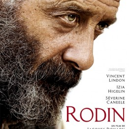 Vincent Lindon interpreta a Rodin