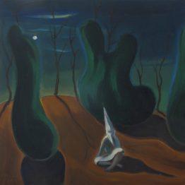 Audio: Noche larga II y El escultor (José Luis Mazarío)