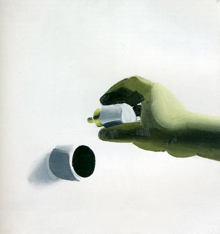 Sin título, 2000, de Wilhelm Sasnal