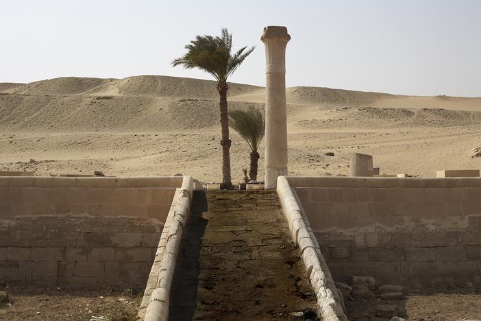 Paula Anta. GIZA 01_EGIPTO, serie Rutas Negras