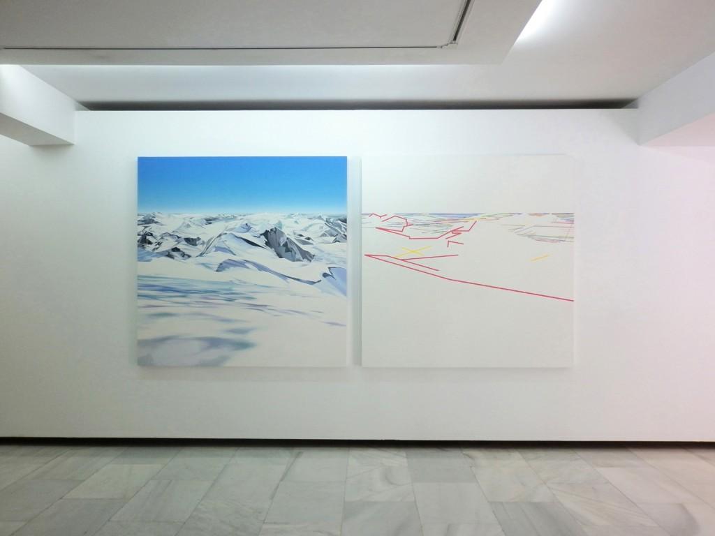 Julio Sarramián. Circuitos Artes Plásticas 2013. Sala de Arte Joven, Madrid (2013)