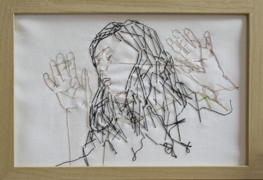 Adassa Santana. Serie Ellas nº 1,, 2013