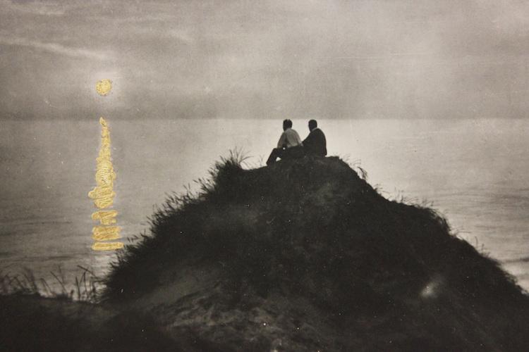 Anna Talens. Nordseeinsel Sylt. Abenfrieden. Serie Golden Horizon, 2017