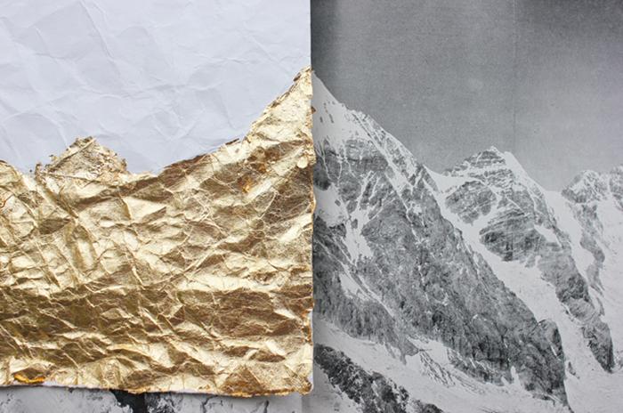 Anna Talens. Fels und Firn, 2014