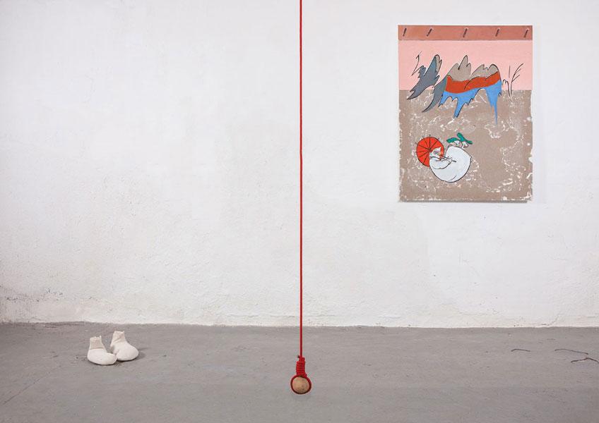 "Marc Badia. ""The foolosopher"". Hans & Fritz Contemporary"