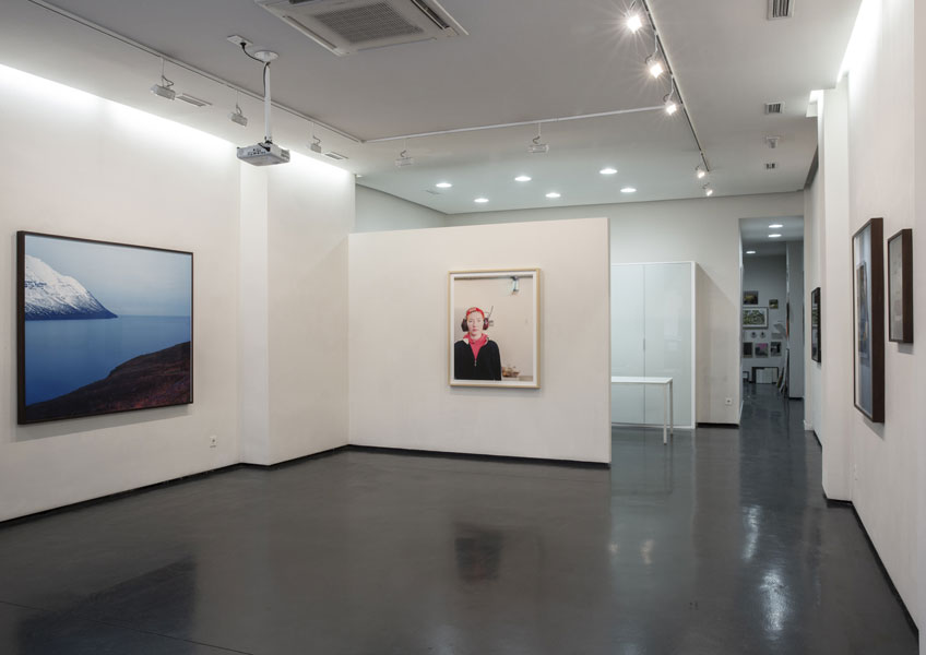 "Juan Baraja. ""Norlandia"". Galería Javier Silva, 2018"