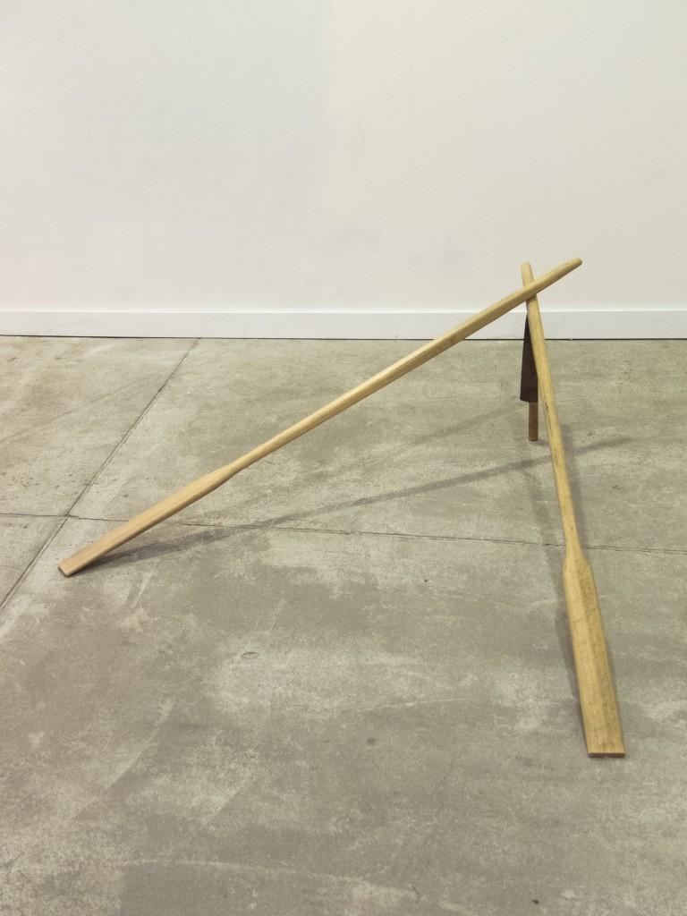Christian García Bello. Refugio mínimo para lugar limítrofe, 2014. Colección DKV