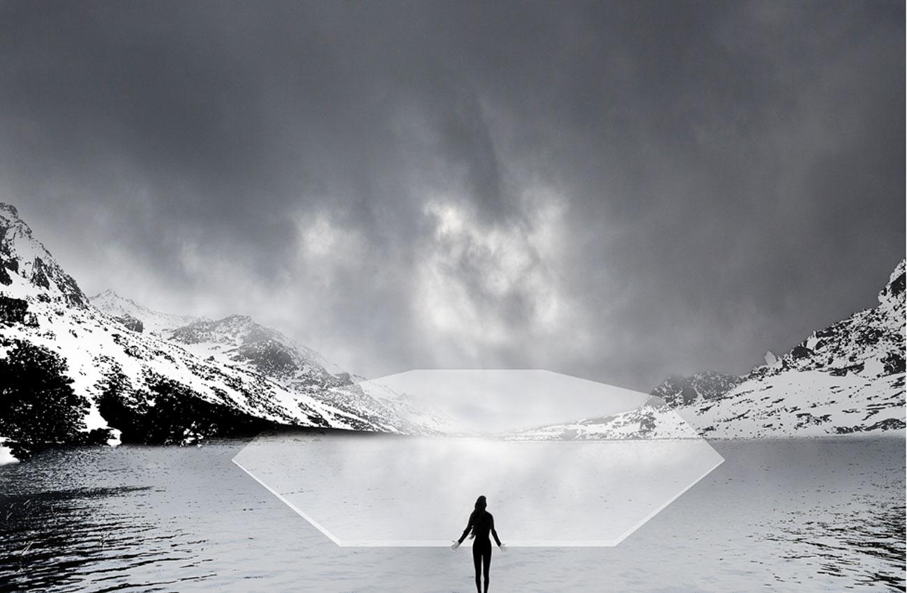 Cristina Ferrández. OCTADA, 2018. Serie E-Landscapes
