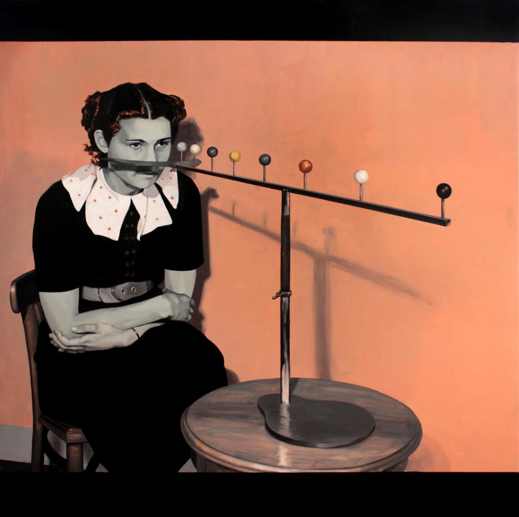 Cristina Toledo. Ejercicios para la visión. Unheimlich, 2016