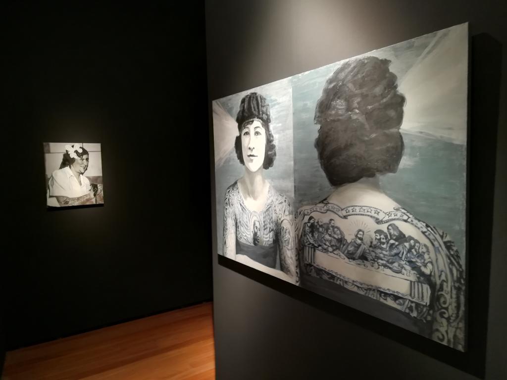 """Exposición """"+ F, Artistas post-conceptuales en Canarias 2000 – 2017"""" en San Martín Cultura Contemporánea, 2017"""