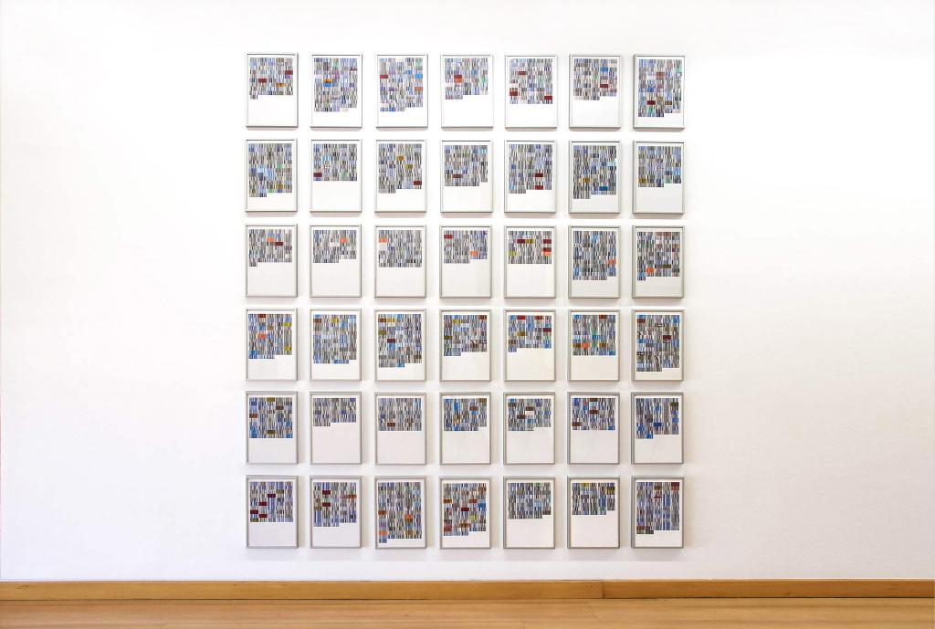 Damià Vives Infante. Retratos, 2012