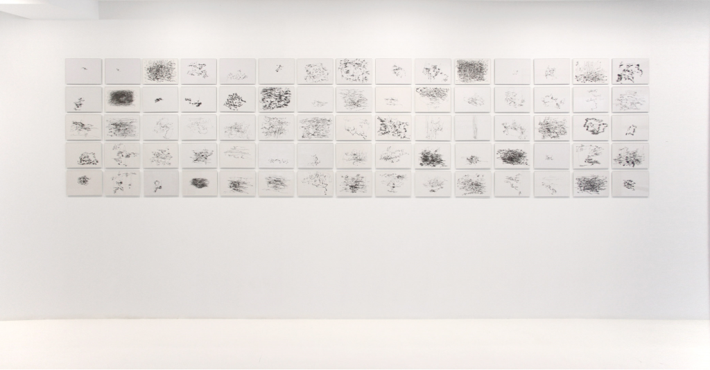 Damià Vives Infante. Cartografías de paisajes interurbanos I, 2011-2014