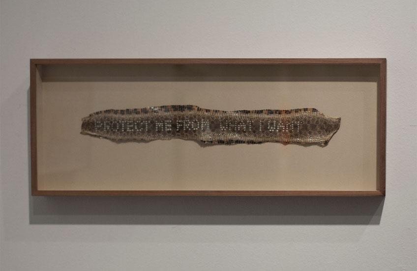 Daniel Silvo. Jenny Holzer, 2014. Serie Copy