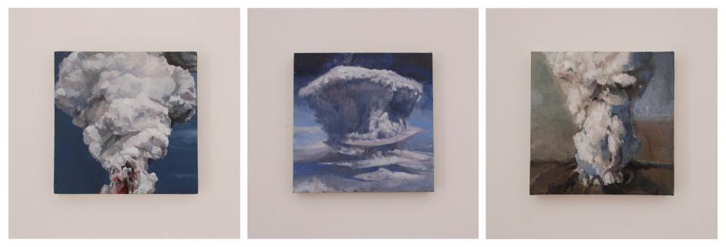 Los volcanes de David Martínez Calderón