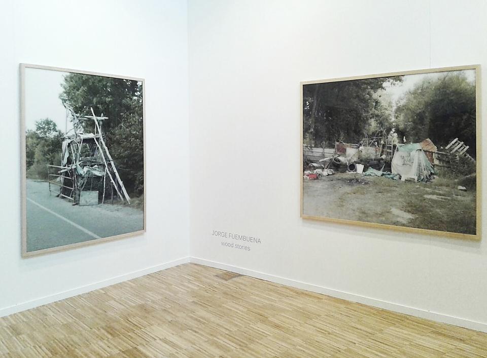 Jorge Fuembuena. Wood Stories. Addaya Art Contemporani