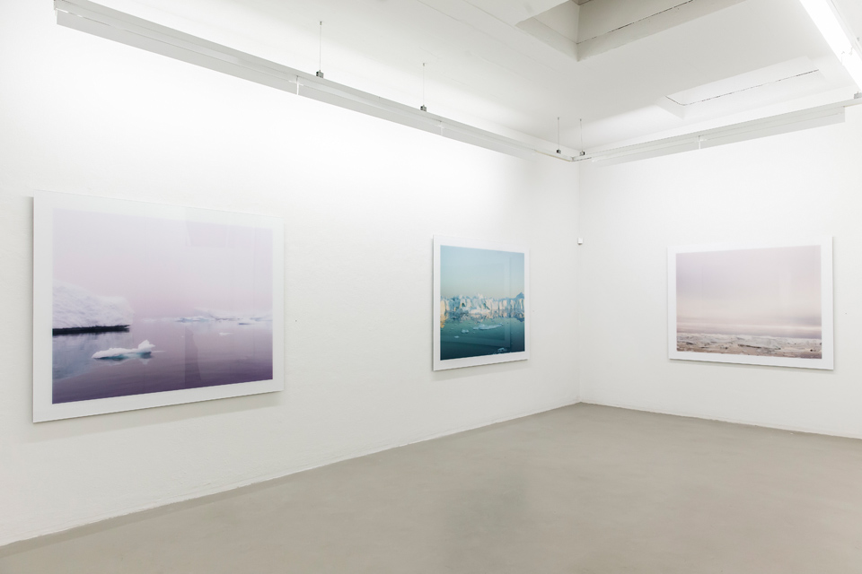 Jorge Fuembuena. The End of Cathedrals. Frey Gallery, 2016