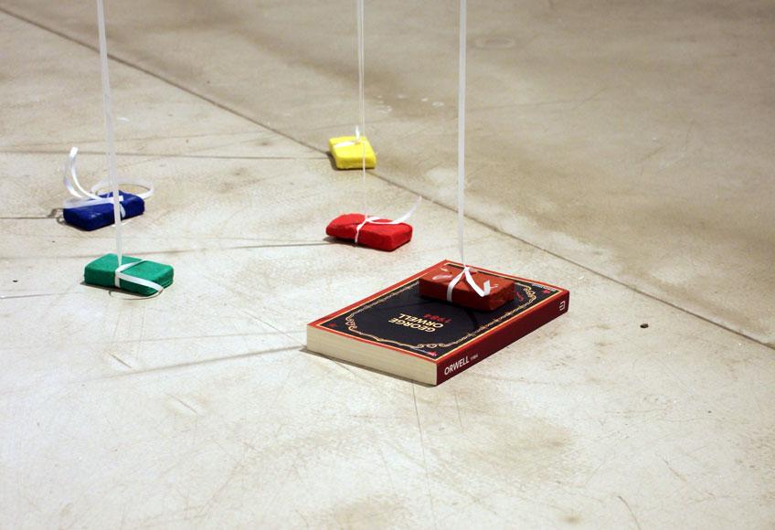 "Gala Knörr. ""Self Identity is a Bad Visual System"". BilbaoArte, 2017"