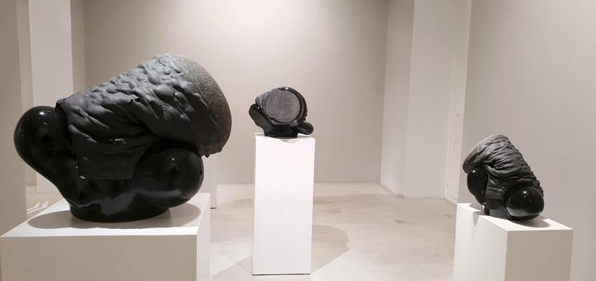 Gregorio Peño. Colapso, 2020. Galería Michel Soskine, Madrid