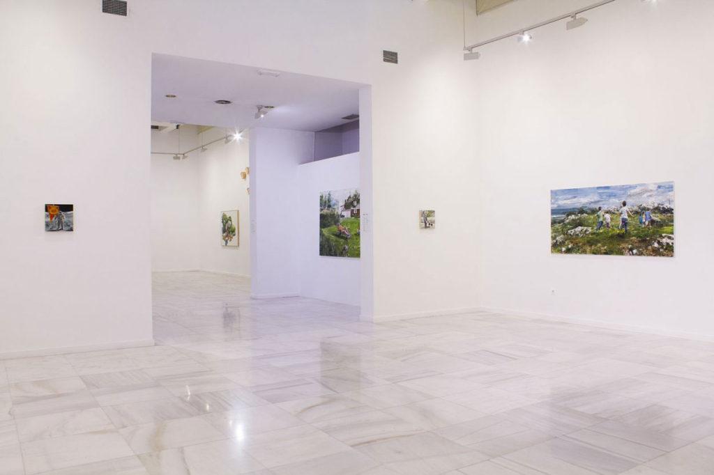 Una mina a cielo abierto Instituto de América. Santa Fe, Granada 2017