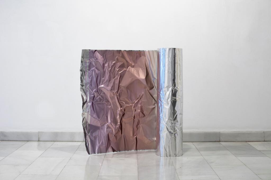 Inma Femenía. 20 Meters of Graded Metal, 2015