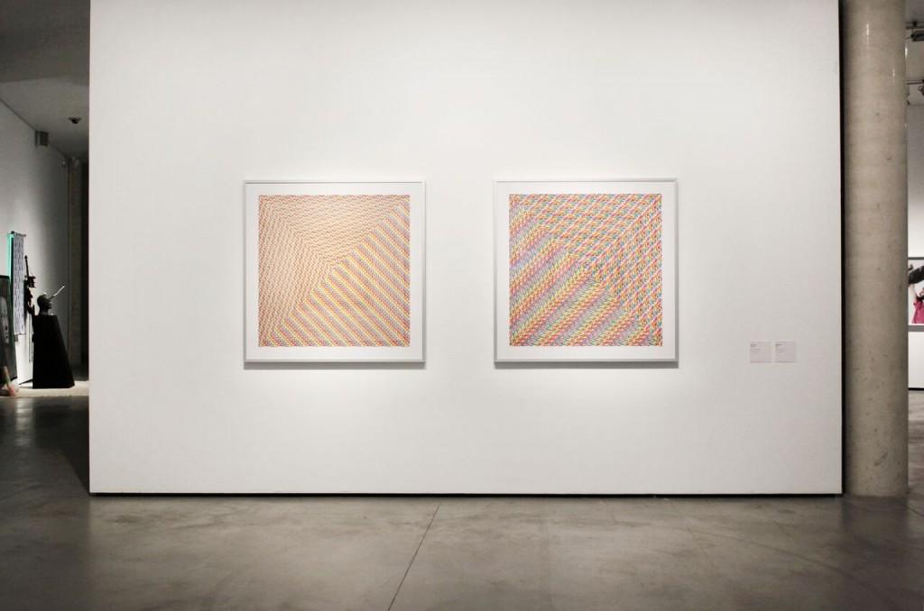 """Isabel Servera. Caja 24 y Caja 48. """"Tabula Rasa o la (im)posibilidad de con struir una generación"""". Museu Es Baluard, 2014"""