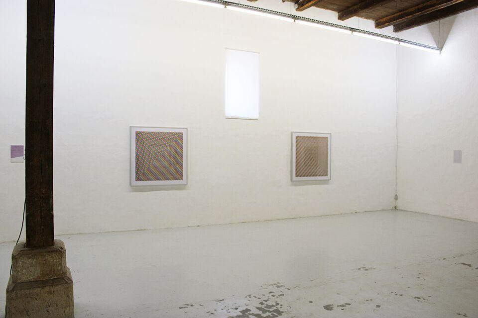 """""""Atelier de Barcelona. Un Jeu Quotidien"""" en LAC - Lieu d ' Art Contemporain, 2013"""