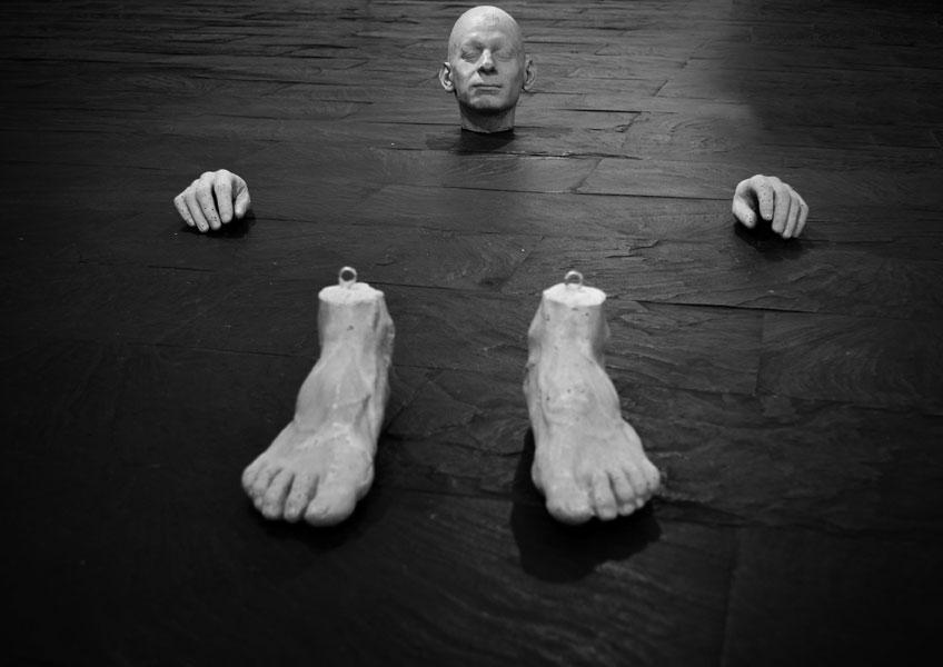 Jorge Gil. Emeth. Serie Golems, 2011
