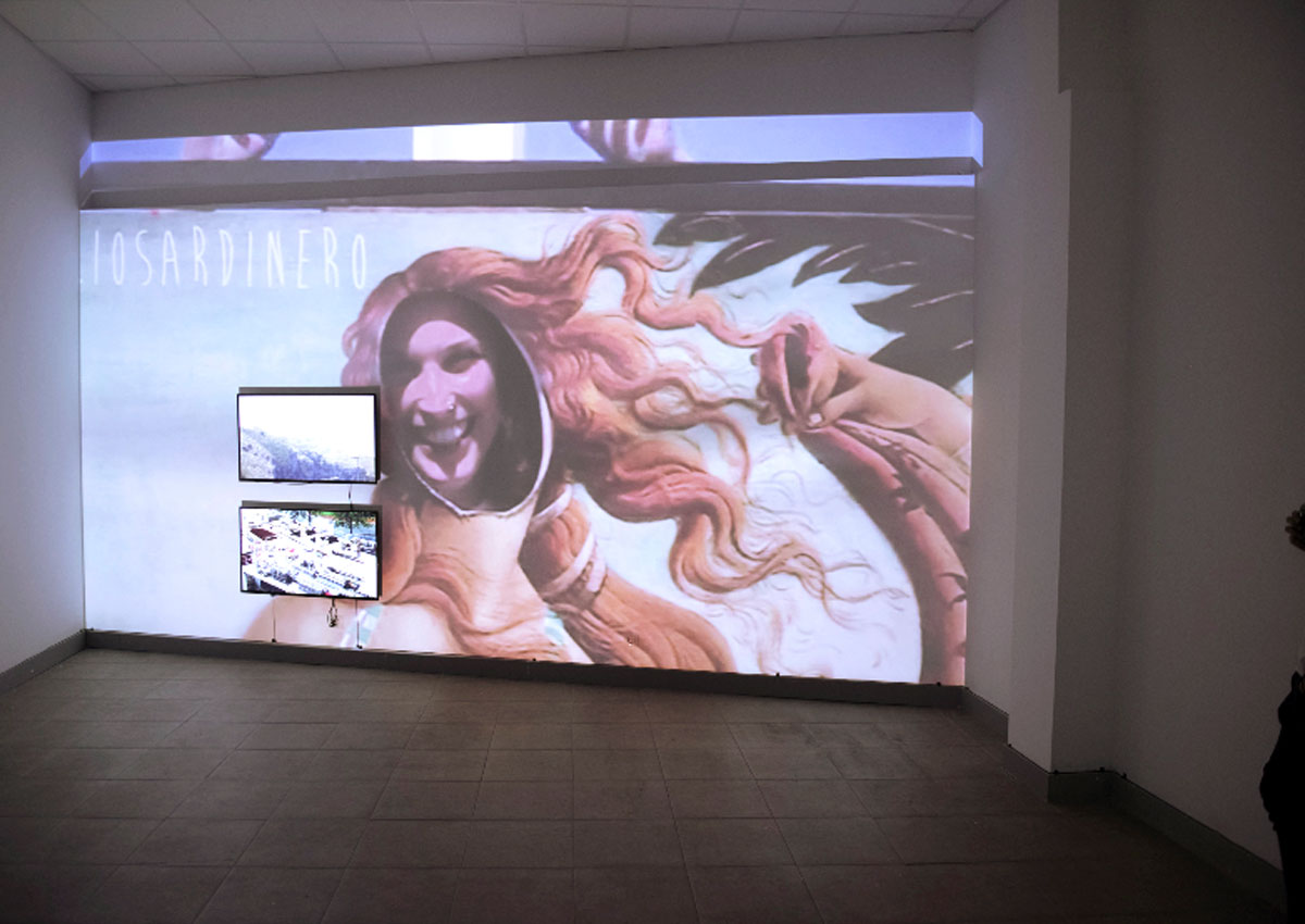 Julia Martos. False Historical Facts 2019. OpenStudio Fundación Bilbaoarte