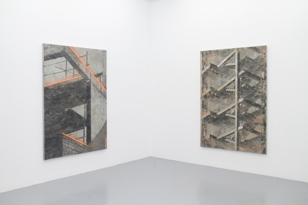 Keke Vilabelda. Brand New Ruins, 2015