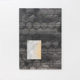 Keke Vilabelda. Hexagonal Tiles (Overwrite Series), 2017
