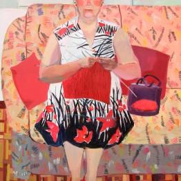 Laura López Balza. La tomatera de Piedy, 2012