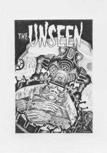 Lorena Amorós. The Unseen, 2017. Serie Startling Stories