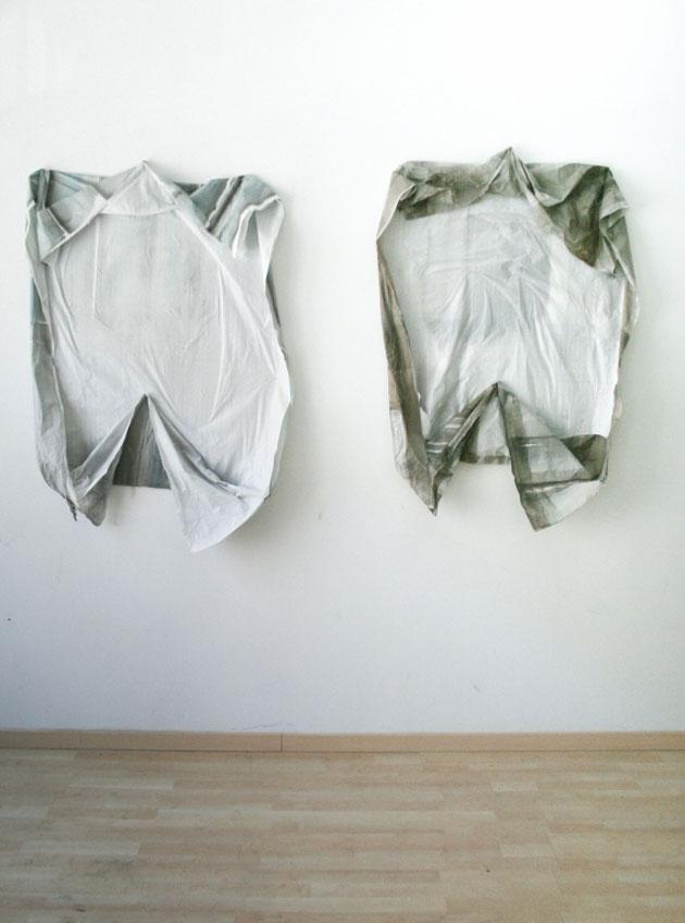 Luciana Rago. Pl(i)egarias, 2014