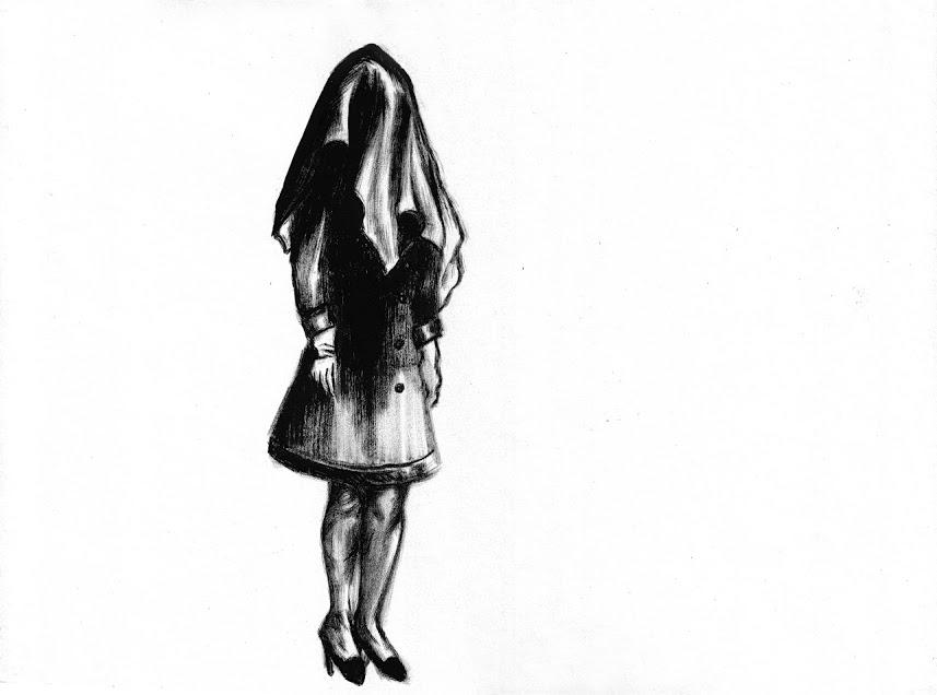 Marta Beltrán. La novía vestía de negro, 2015