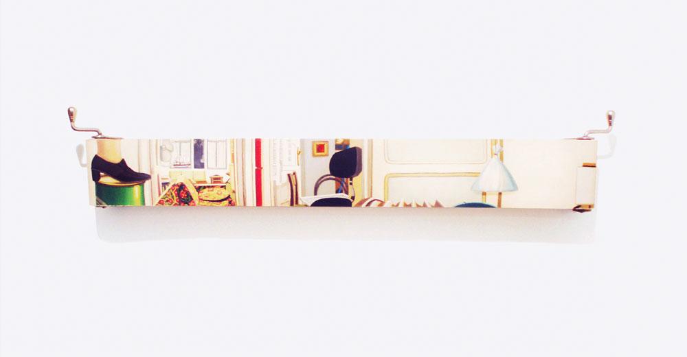 Marta Bran. Acciones en casa, 2009