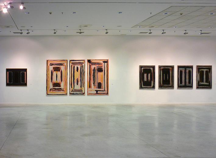 "Eduardo Martín del Pozo. ""Crippled Symmetries"". Centro de Arte de Alcobendas, 2012"