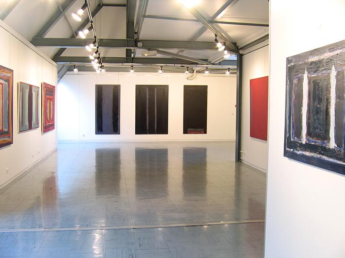 """Eduardo Martín del Pozo. """"Crippled Symmetries"""", Cité Internationale des Arts, París, 2008"""