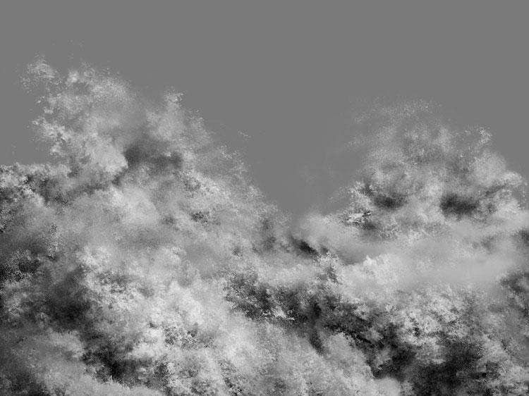 Fernando Maselli. Tempestades #6, 2016