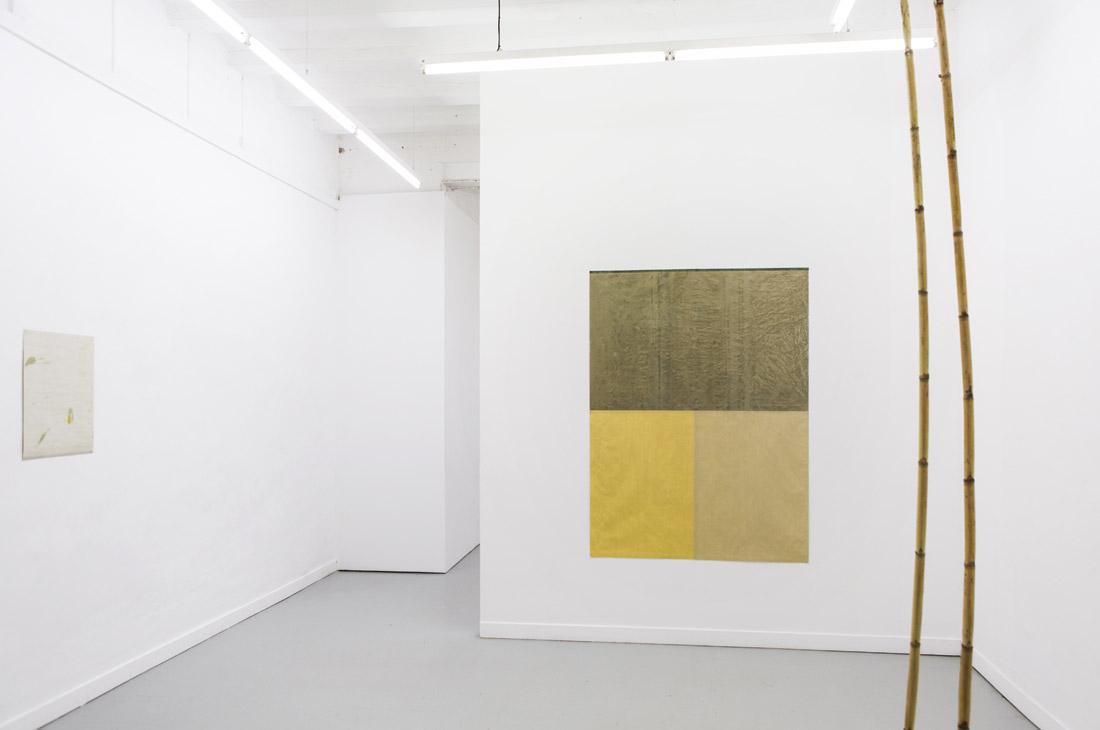 Miguel Marina. 12.echarse a perder, echarse a dormir. Galería etHALL, Barcelona 2018