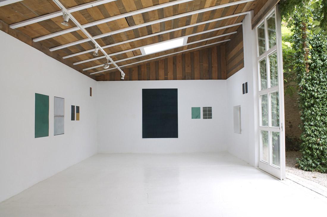 "Miguel Marina. ""Halley"". Palau de Casavells, Girona 2017"