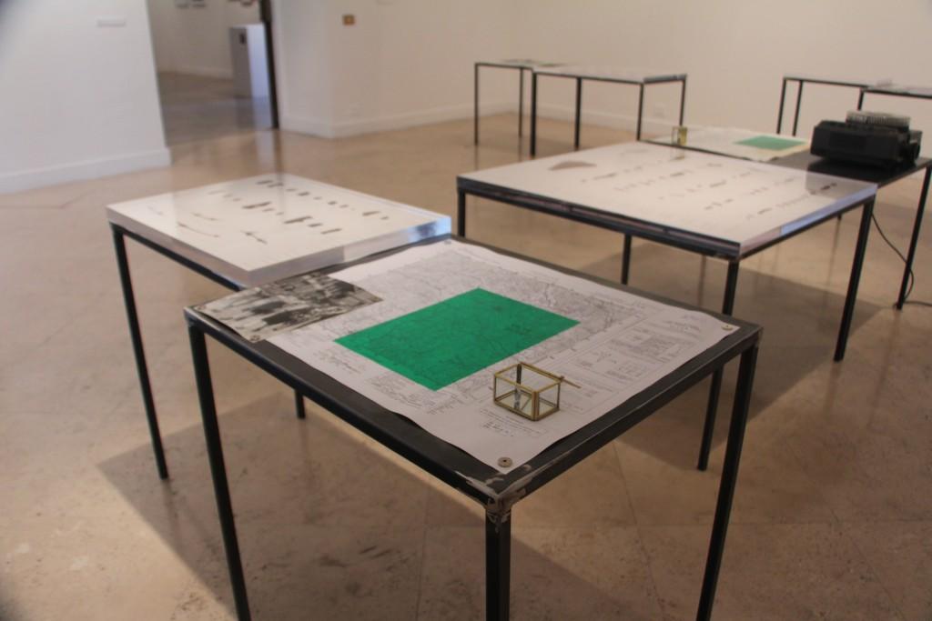 Miriam Isasi. Joyas con Memoria. Serie: Monumento (In)material, 2015